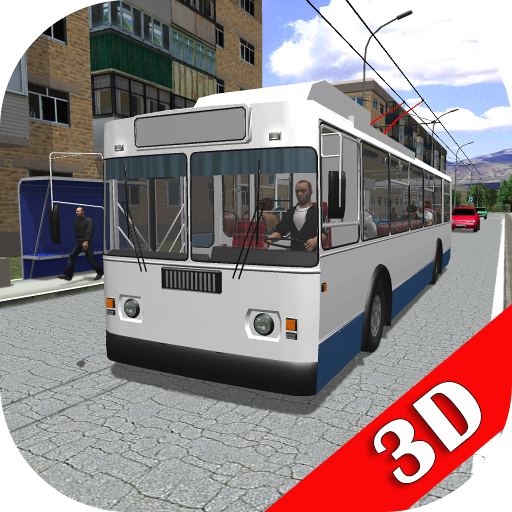 Trolleybus Simulator 2018